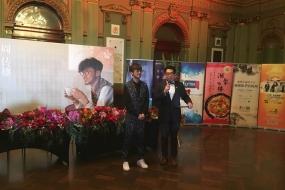 张宇&周传雄《时不知归》悉尼演唱会即将开场 SYDPHOTO