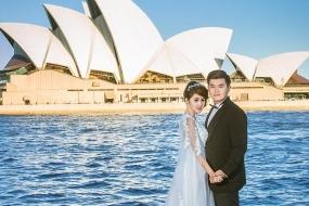 《澳洲潮流先锋时尚杂志》 为您分享本季度最唯美婚纱拍摄客片