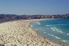 下周全澳将开启炎夏模式,想好去哪避暑了没?