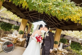 在猎人谷,来一场恬静优雅的婚礼