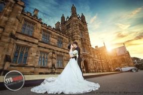 《亲爱的,我想和你拍组教堂婚纱照》