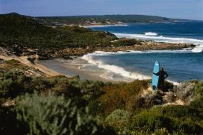 澳洲最棒的冲浪天堂,快来看看!