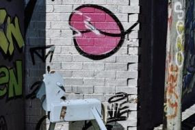 澳摄影师用镜头记录:悉尼小镇涂鸦艺术