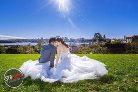 今年过年哪里去?出境去澳洲SYDPHOTOS悉尼总部拍婚纱照!