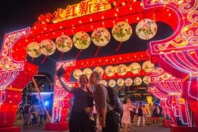 新年活动丨2017年悉尼中国新年灯会拉开帷幕