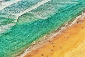 你好,阳光   黄金海岸