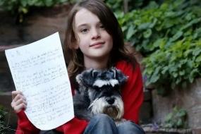 """澳洲10岁小女孩写信""""挑战""""学校权威:小学生也可以谈恋爱,我要男朋友!校长竟然这样答复……"""