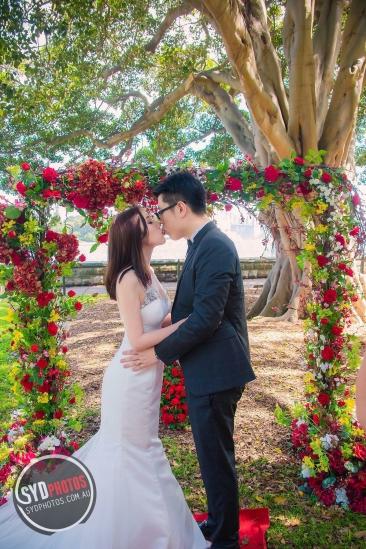 婚礼上每一幕的故事,都是爱的表白